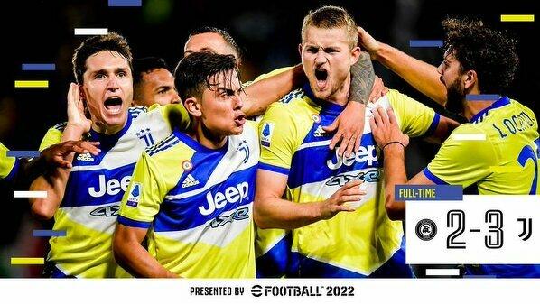 Juventus wygrywa po raz pierwszy w tym sezonie Serie A