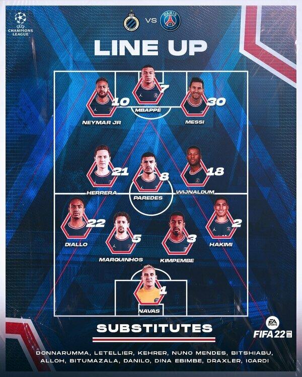 Już dzisiaj pierwszy wspólny mecz tria Neymar-Mbappe-Messi