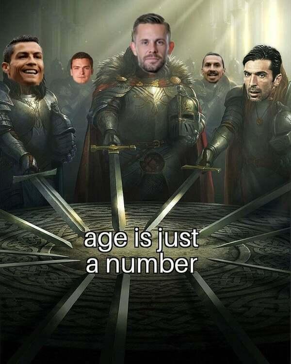 Wiek to tylko liczba